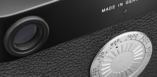 No More Chimping: Leica Reveals the LCD-Free Leica M-D (Typ 262)