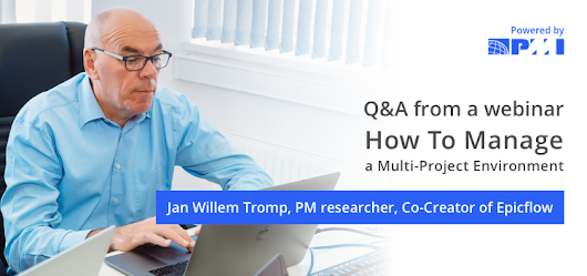 Post-Webinar Q&A Session with Jan Willem Tromp