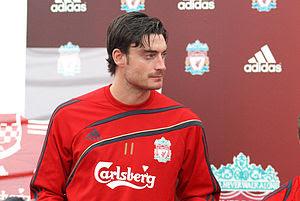 Meet the Liverpool FC players @ Vivocity
