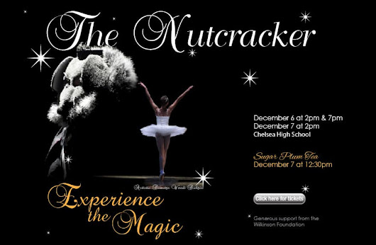 Ballet Chelsea presents The Nutcracker on Dec. 6-7, 2014