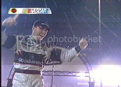 Kevin Harvick wins the Chevy Rock and Roll 400