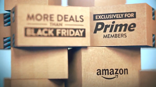 Amazon reports record orders on Prime Day