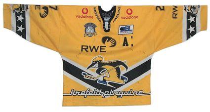 Krefeld Penguins 03-04 F jersey