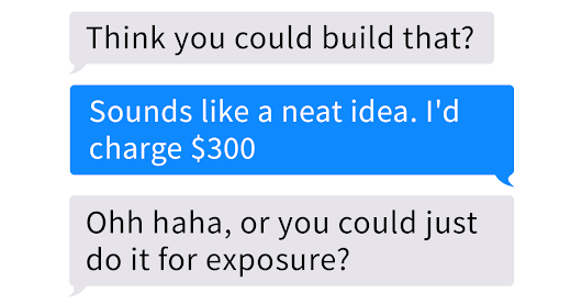 This Programmer Was Asked To Do ~40 Hours Work For Free, And His Brilliant Response Goes Viral