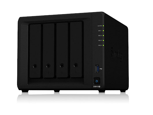 Recommendation - Synology Diskstation DS918+ - US Tech Support Solutions, LLC