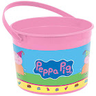 Favor Container Peppa Pig