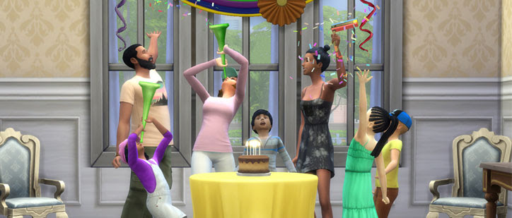 To Birthday Get Sims Cake 4 How