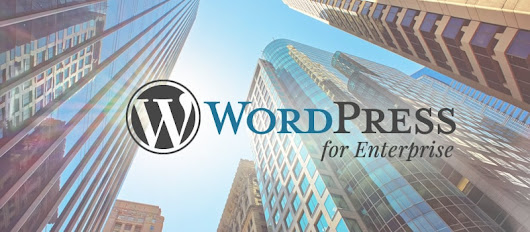 "What Does ""WordPress for Enterprise"" Really Mean? – Extending WordPress"