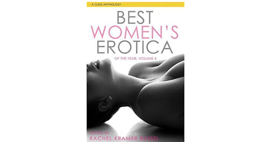 Book giveaway for Best Women's Erotica of the Year, Volume 4 by Rachel Kramer Bussel Nov 10-Dec 10, 2018