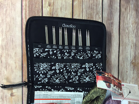 ChiaoGoo Needles and Yarn Set