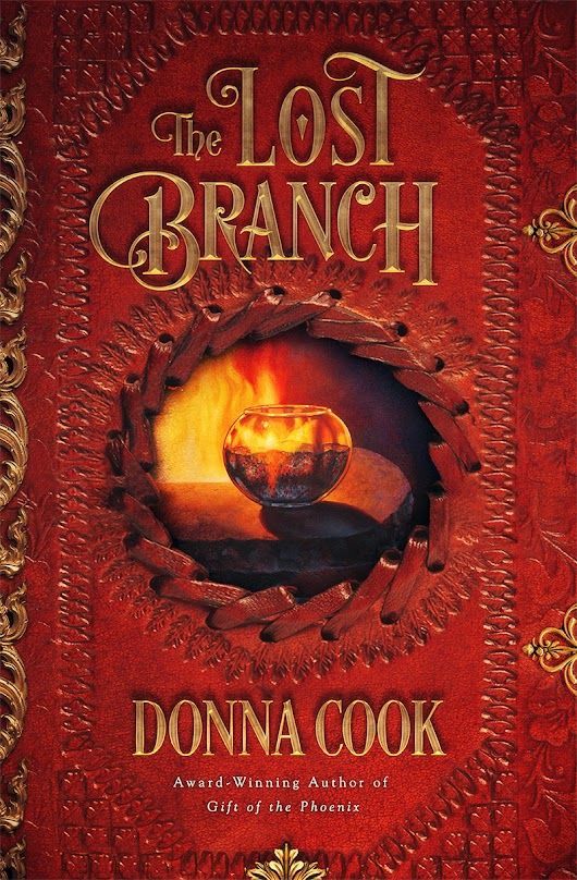 The Lost Branch is HERE! - Donna Cook