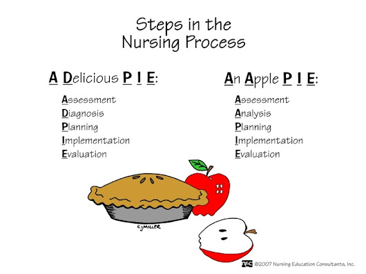 The Nursing Process – Personal Life Application