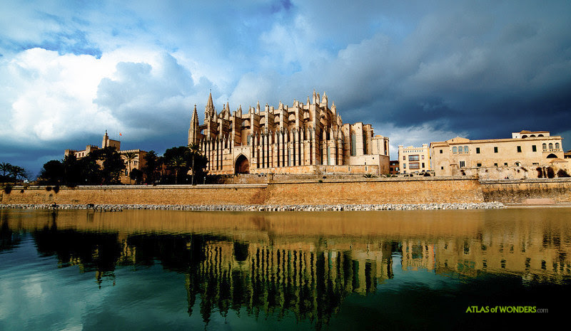 Cathedral of Palma Mallorca, Spain