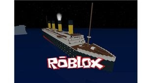 Roblox Titanic How To Set Up A Lifeboat How To Get Free Robux