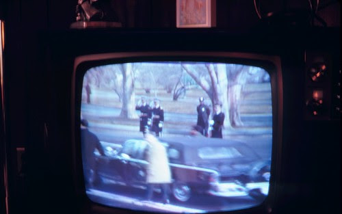 President Johnson's State Funeral