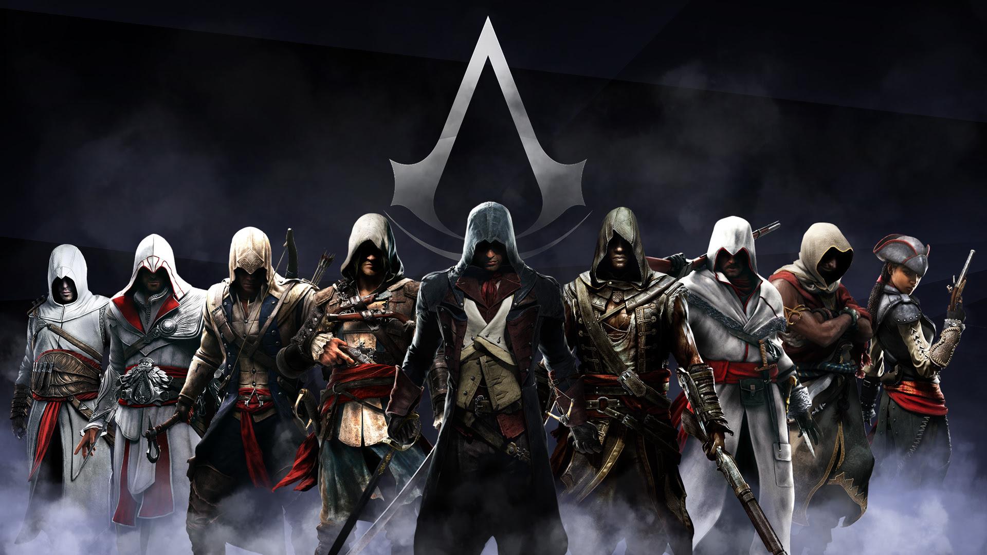 Assassin Creed Unity Wallpaper