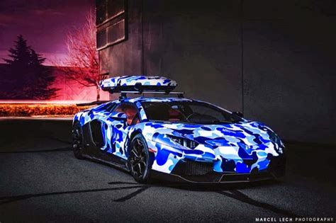 » Supercar Top 10 Weirdest Paintjobs