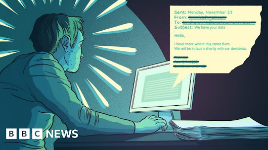 Cyber-attack! Would your firm handle it better than this? - BBC News