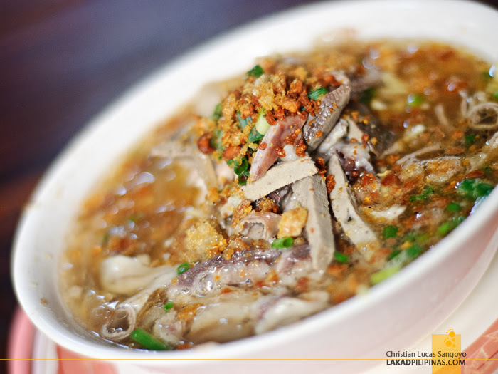 A Bowl of Netong's La Paz Batchoy at Iloilo City