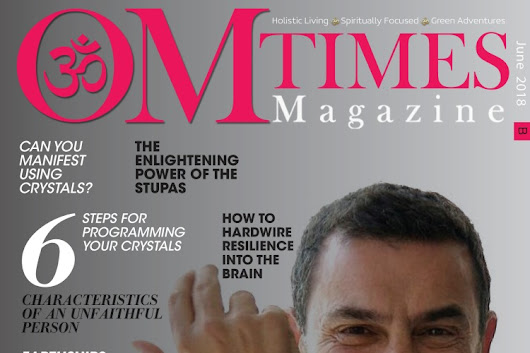 OMTimes Magazine June B 2018 Edition. - OMTimes Magazine