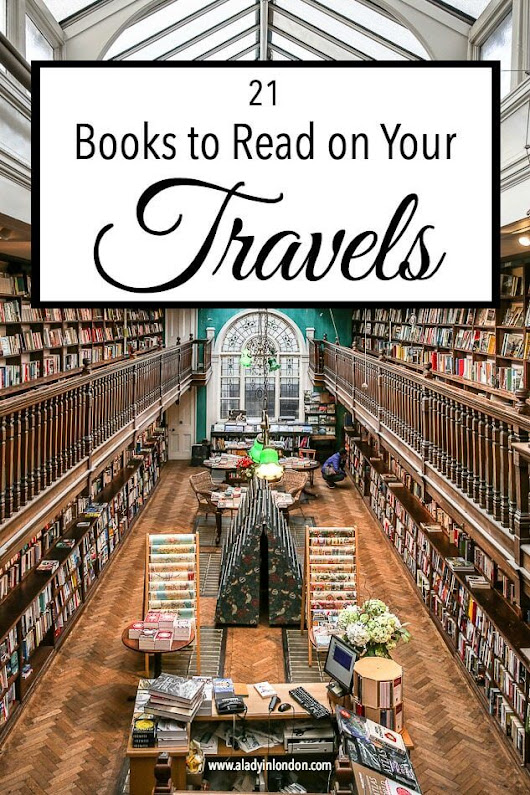 21 Books to Read While Traveling - A Country by Country Guide