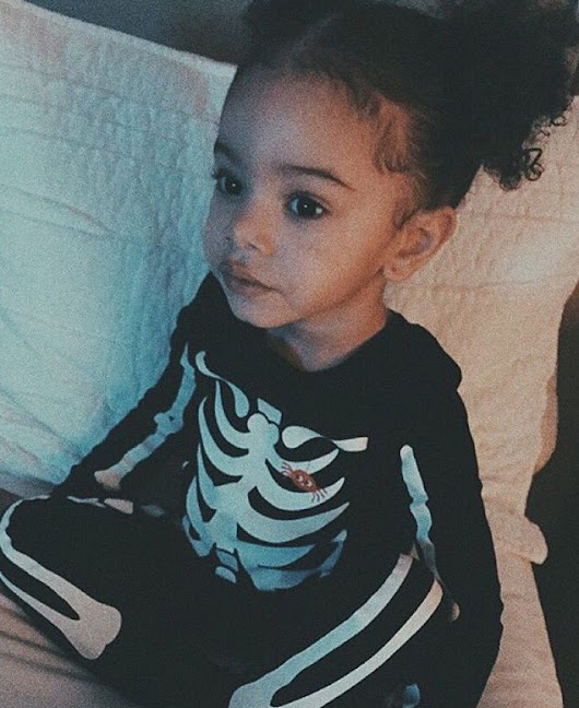 "Image: Al on Twitter: ""Bryson Tiller has the cutest daughter I've ever ..."