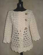 Crochet Patterns from SweaterBabe.com