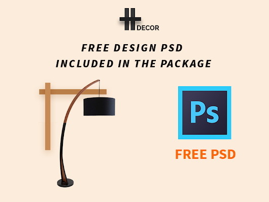 [HOT] Free PSDs Included in Theme Package When Purchasing H Decor WordPress Theme! - Lunartheme - Wordpress Theme, Free HTML | PSD templates