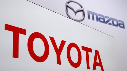 Corolla production bounced out of Ontario now will move to $1.6B Toyota-Mazda plant in U.S.
