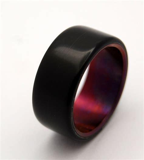 ideas  black wedding bands  pinterest