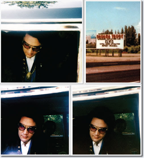 Elvis Presley : 1174 Hillcrest, Beverly Hills, California : July 14, 1971