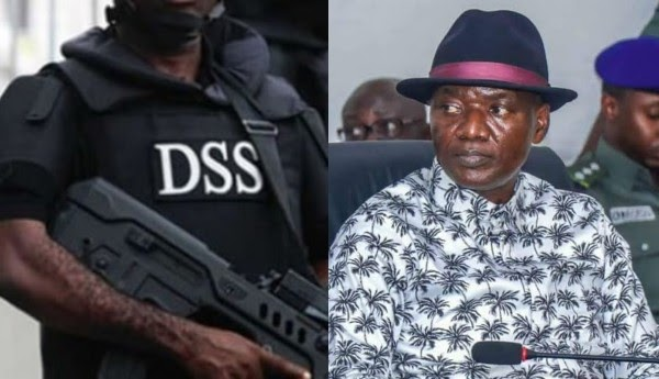 DSS confirms alteration in Bayelsa Deputy Governor's certificate
