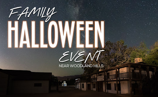 Scare-amount Ranch: Family Halloween Event near Woodland Hills