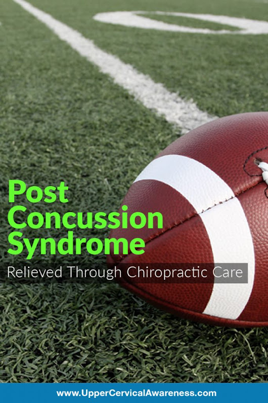 Post-Concussion Syndrome Relieved Through Chiropractic Care