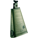 "Meinl 8"" Big Mouth Hand Hammered Gold Cowbell"