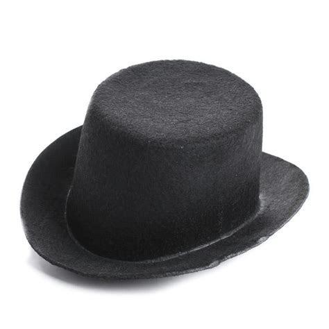 Black Felt Top Hat   Doll Hats   Doll Supplies   Craft