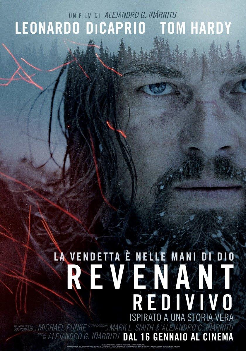 The revenant locandina