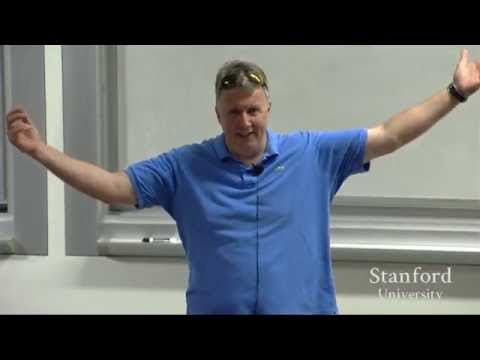 Lunch Talk: Counterintuitive approach to building startups (Stanford University)