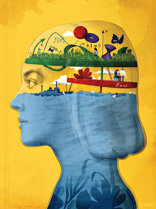 How I Rewired My Brain to Become Fluent in Math - Issue 40: Learning - Nautilus