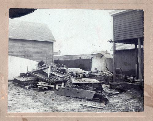 The Barn Fell Down