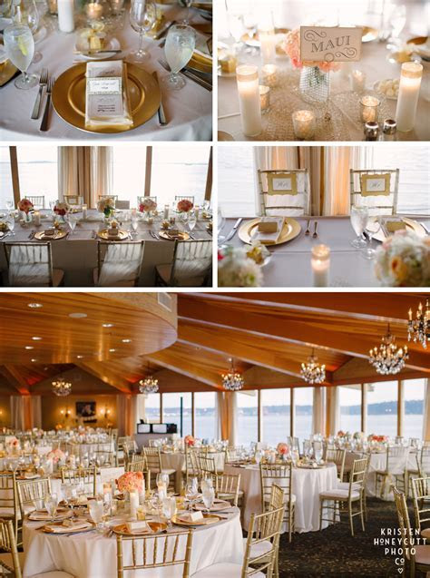 Seattle Wedding at the Edgewater Hotel: Stephanie and