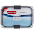 Rubbermaid Brilliance Container, Large, 9.6 Cups
