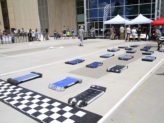 Solar Rollers Racing Expands to Nevada with Tesla Investment | Make: