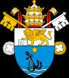 Pius X COA.svg