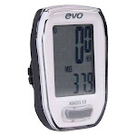 Evo Abacus 12 Wireless cyclocomputer12 Functions White