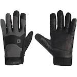 Bright Tangerine Exoskin Leather Armour Gloves, Large - B1300.1006
