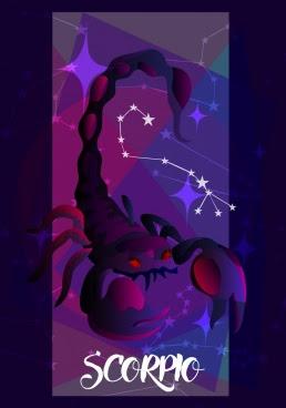 Gambar Wallpaper Zodiak Scorpio
