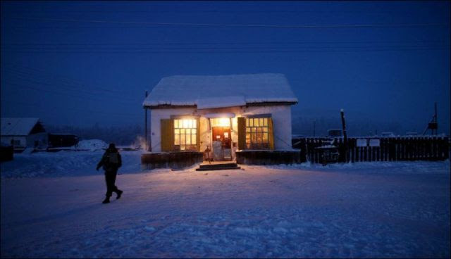 The Coldest Inhabited Place in the World