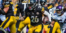 Matchup of the Week: Le'Veon Bell vs. Bears run 'D' | Steel City Underground