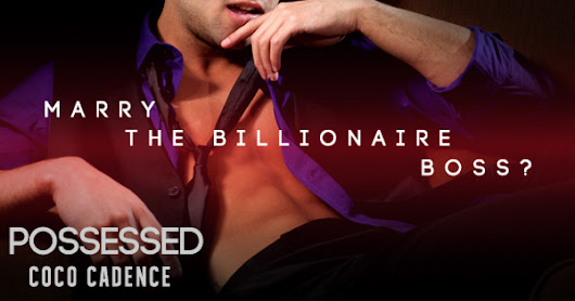 Erotic romance on the blog as author Coco Cadence tours with 'Possessed' and a #giveaway
